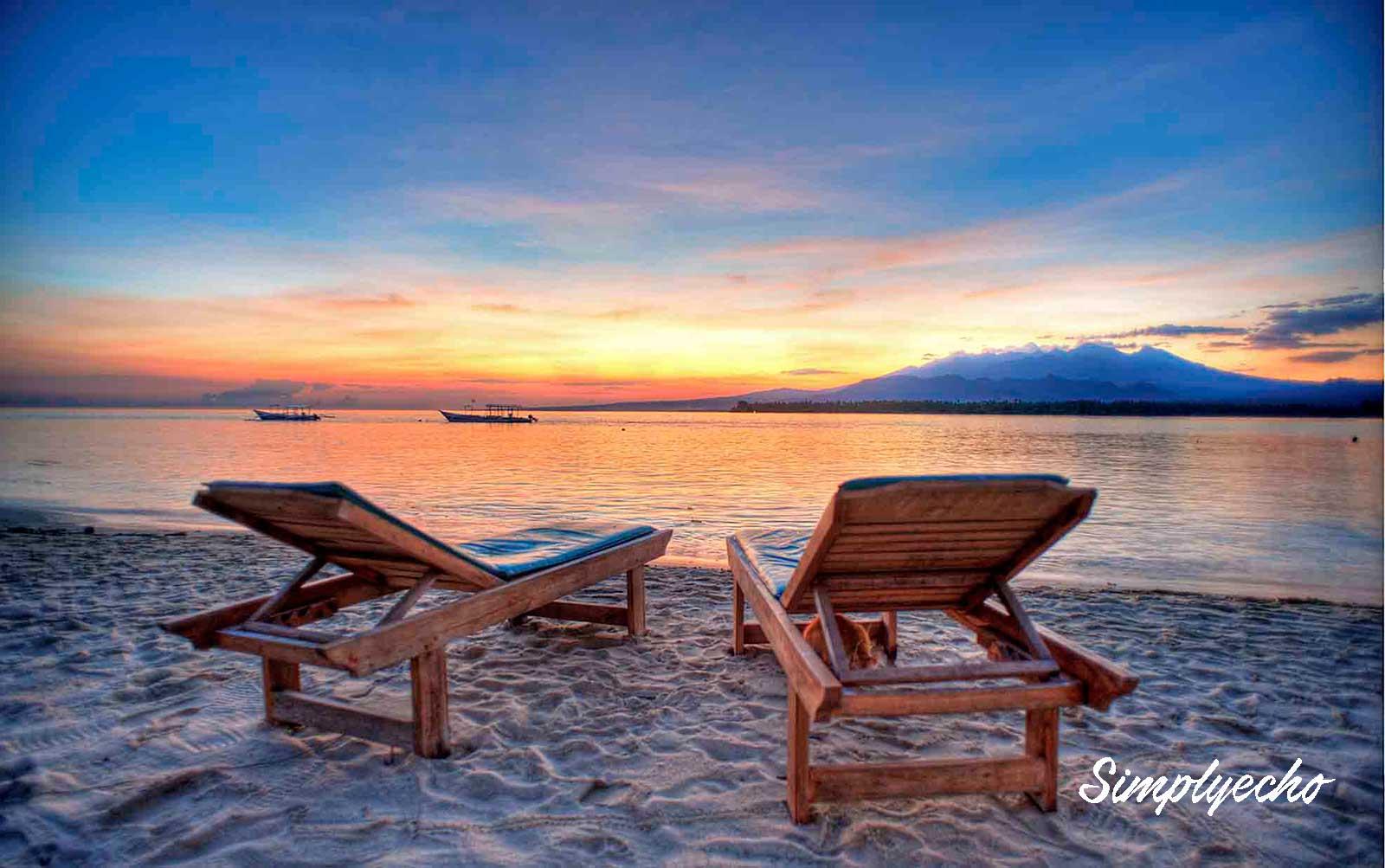 Top 5 Gili, Ini Dia Tempat Wisata Lombok Yang Wajib Dikunjungi untuk Traveler Millennials