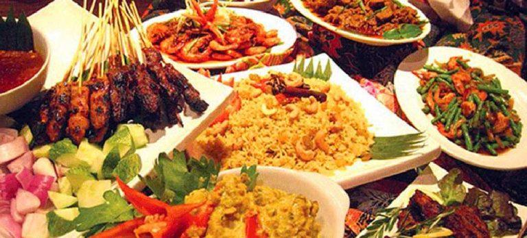 Makanan halal di thailand