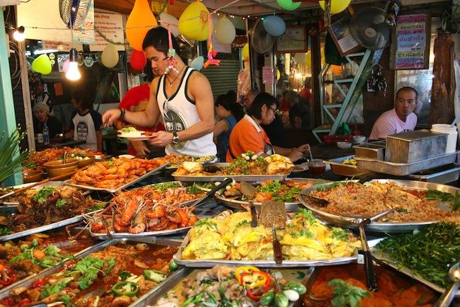 Tempat Kuliner Di Bangkok